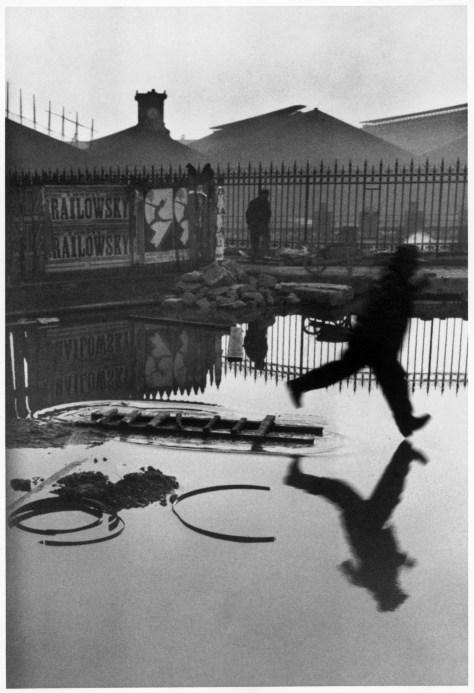 Derrière gare Saint-Lazare (Paris, 1932)