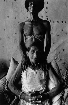 "Josef Koudelka. De la serie ""Gitanos"""