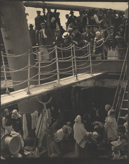 Alfred Stieglitz. The Steerage. 1907