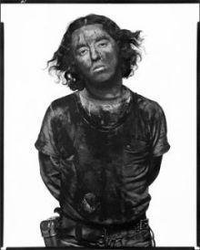 richard avedon james story coal miner somerset colorado december 81 1979