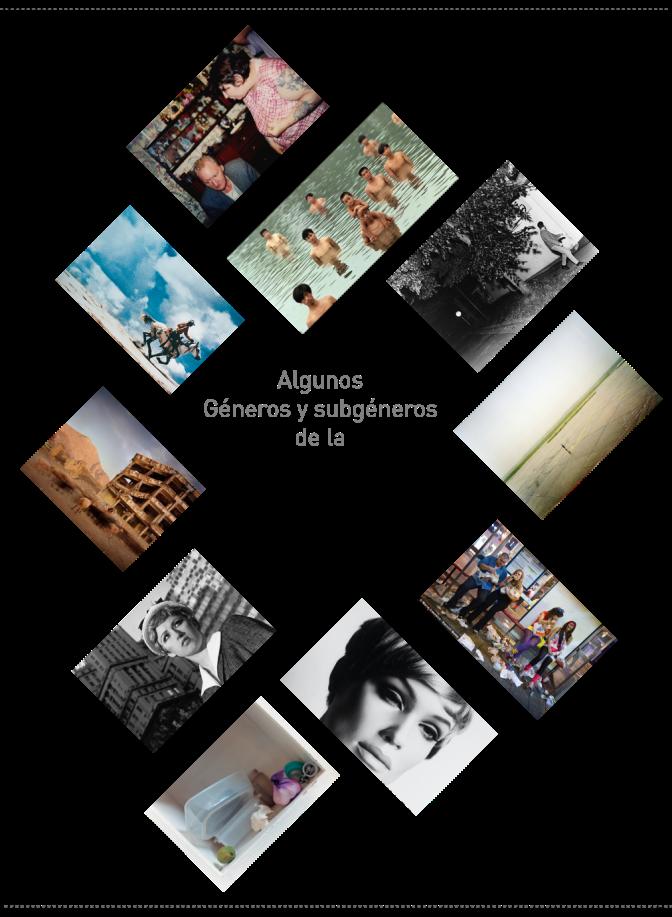Géneros y subgéneros en la fotografía artística contemporánea