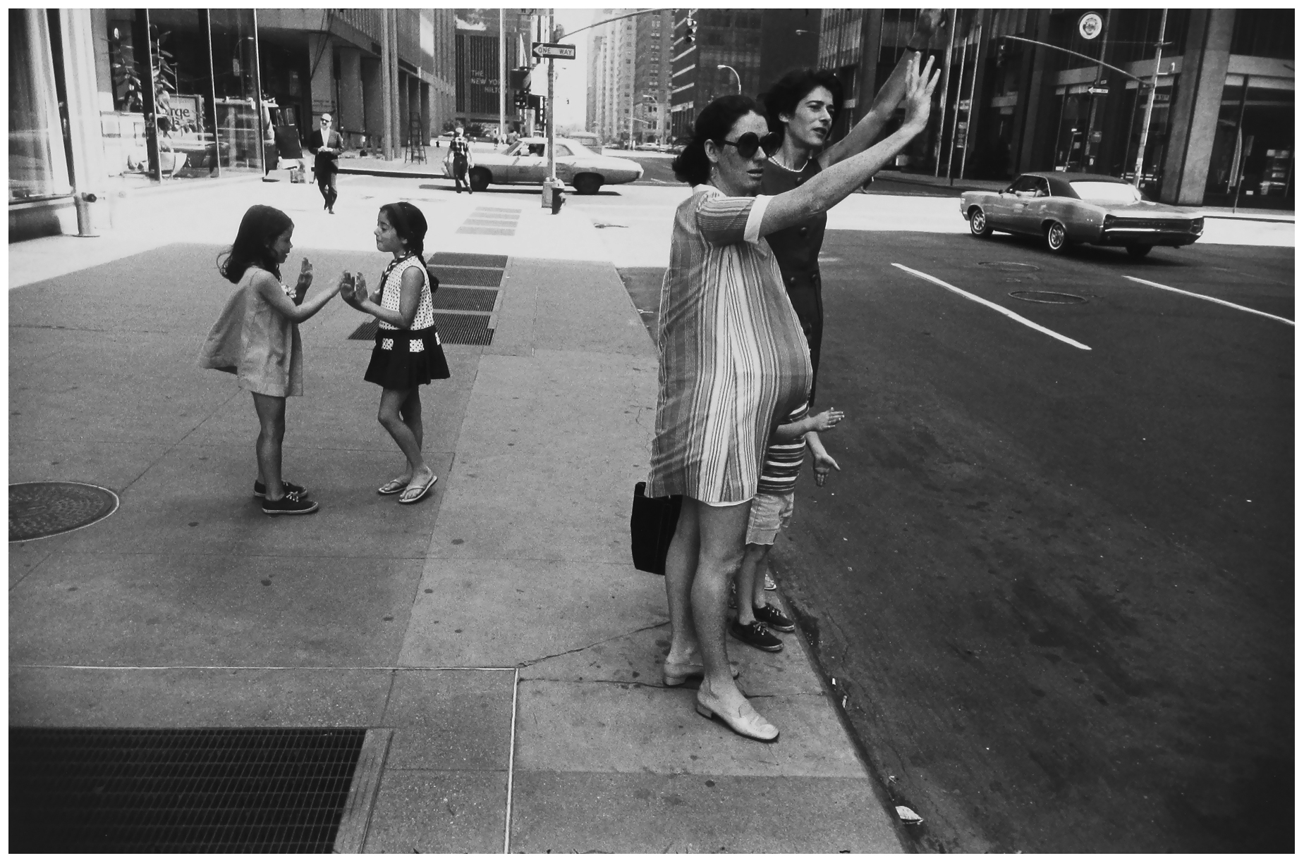 The Street Philosophy of Garry Winogrand by Geoff Dyer review – supremo of the 60s sidewalk
