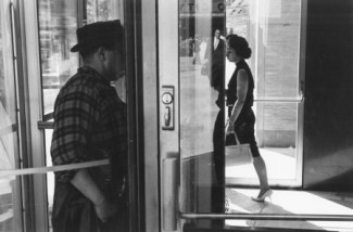 lee friedlander 1963 nyc lee