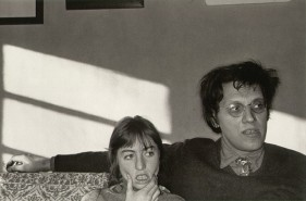 Lee Friedlander Arlene and Alan Distler New Charity, New York 1969