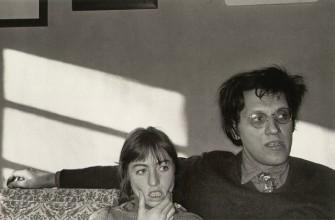 Lee Friedlander Arlene and Alan Distler New Charity, New York 1969