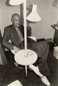 Lee Friedlander Arnold Crane Chicago1974