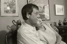 Lee Friedlander Neale and Margaret Albert New York City 1981