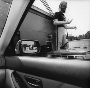 lee friedlander Pennsylvania 2007