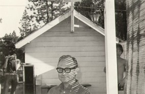 Lee Friedlander Peter Exline Spokane, Washington 1970