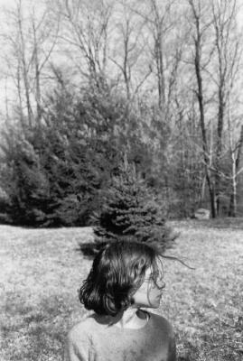 Lee FriedlanderNina Szarkowski,New York City, New York1976