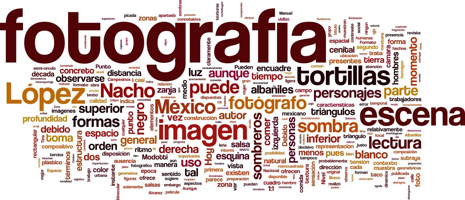Lectura fotográfica: Nacho López   Oscar en Fotos