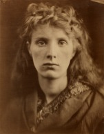 Julia_Margaret_Cameron_oenf_101_Julia Margaret Cameron - The Mountain Nymph, Sweet Liberty, 1866