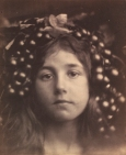 "Julia Margaret Cameron. ""Circe"" (1865)"