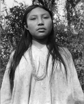 Margarita en Bonampak. 1949