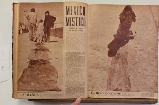 México Místico HOY 383 14 3 53 pp28-29. Foto © Óscar Colorado (Con autorización de la Hemeroteca Nacional, UNAM)