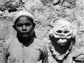 Niño maya de Tulúm. 1942