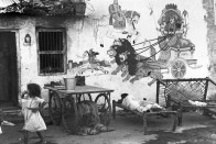 Ahmadabad, India 1966 Henri Cartier-Bresson