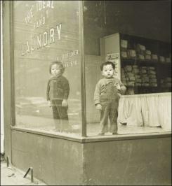 Arthur Leipzig. Ideal Laundry, 1946