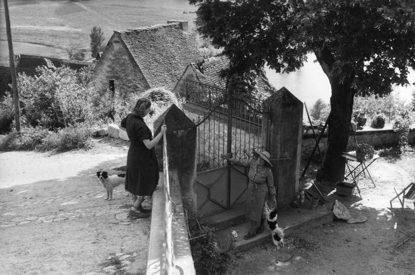 Galer a henri cartier bresson viejos mundos francia for Bresson fotografo