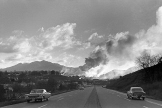 Blue Ridge Mountains, Virginia 1960 Henri Cartier-Bresson