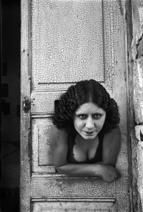 Calle Cuauhtemocztin, Mexico City 1934-35 Henri Cartier-Bresson.