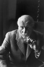 Carl Jung, Küssnacht, Switzerland 1961 Henri Cartier-Bresson