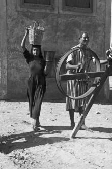 Ciudad de los Muertos, Cairo 1950, Henri Cartier-Bresson