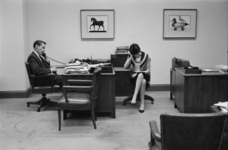 Ensayo %22Bankers Trust Company%22 Nueva York 1960 Henri Cartier Bresson 13