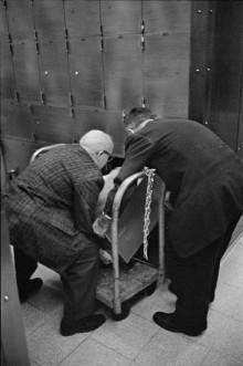 Ensayo %22Bankers Trust Company%22 Nueva York 1960 Henri Cartier Bresson 15