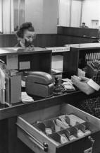 Ensayo %22Bankers Trust Company%22 Nueva York 1960 Henri Cartier Bresson 4