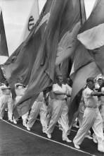 Estadio Dynamo, Moscú 1954 Henri Cartier Bresson