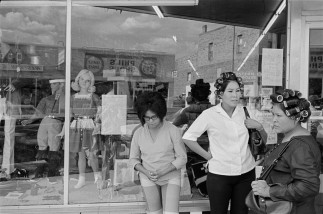 Gallup, New Mexico 1971 Henri Cartier-Bresson