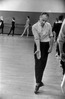 Cartier-Bresson George Balanchine, New York 1959 Henri Cartier-Bresson