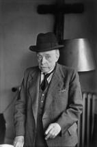 Georges Rouault, Paris 1944 Henri Cartier-Bresson