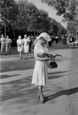 Gorky Park of Culture and Rest, Moscow 1954 Henri Cartier Bresson