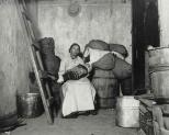 Casa de un trapero italano en Jersey Street 1894. Jacob Riis