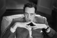 John Huston, New York 1947 Henri Cartier-Bresson