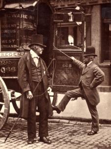 John Tomson. Cast Iron Billy (ca. 1873)