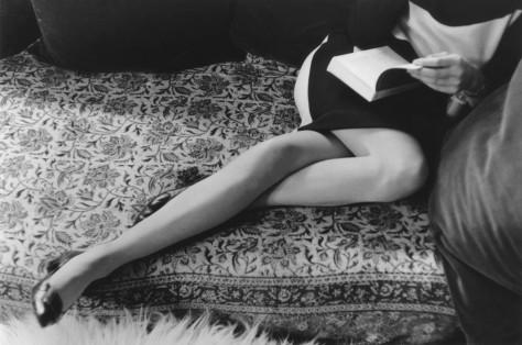 Las piernas de Martine, 1967 Henri Cartier-Bresson