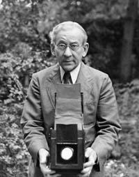 Lewis Hine retrato