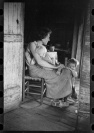 Lily Rogers Fields and children Hale walker County, Alabama walker evans