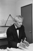 Louis Kahn, Philadelphia 1961 Henri Cartier-Bresson