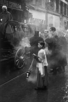 Madrid 1953 Henri Cartier-Bresson