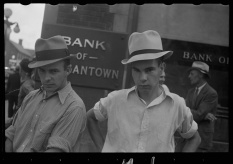 Main street, Morgantown, West Virginia Walker Evans