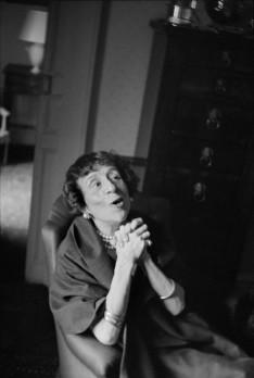 Marie-Louise Bousquet, Paris 1959v