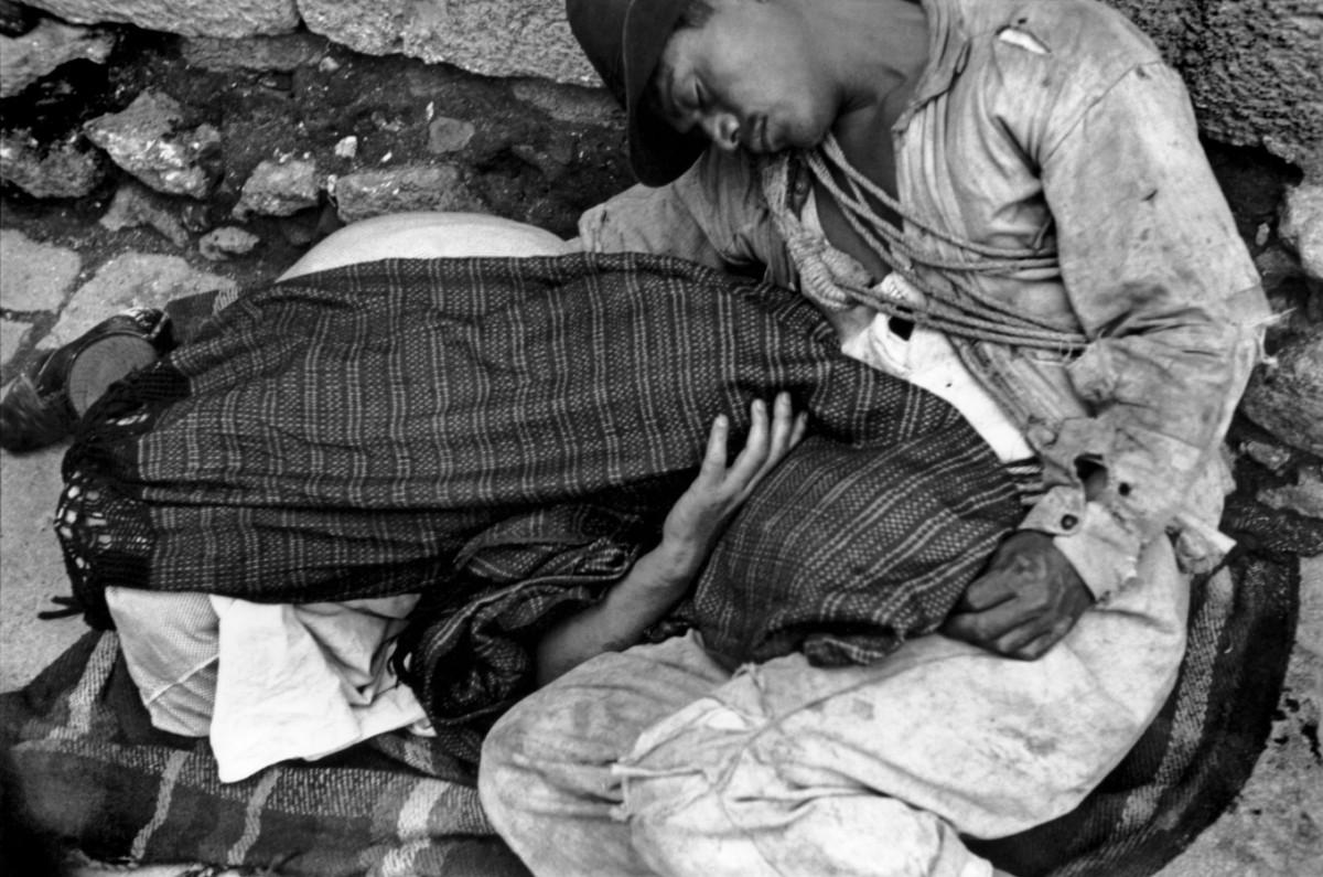 México 1934-35 Henri Cartier-Bresson.