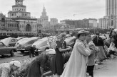 Moscú 1954 Henri Cartier Bresson