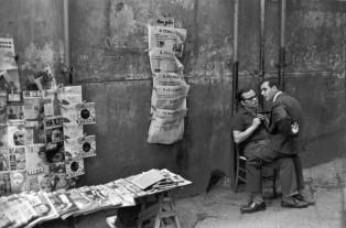 Nápoles, Italia 1960 Henri Cartier-Bresson