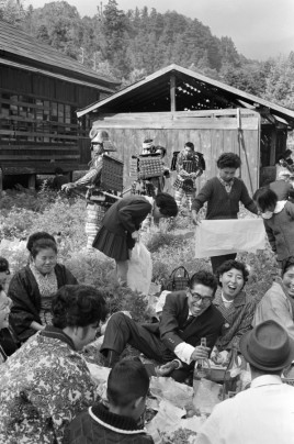 Nikkō, Japón 1965 Henri Cartier-Bresson