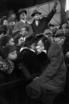 Nueva York 1946 Henri Cartier-Bresson